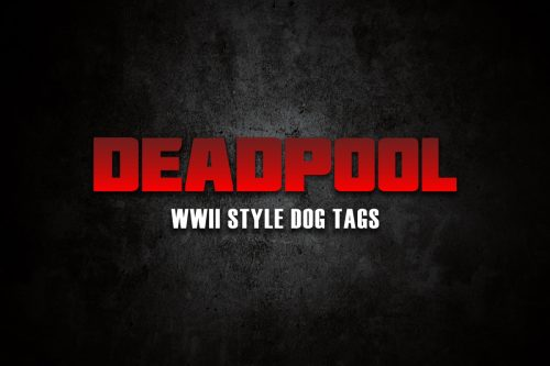 DEADPOOL WWII LOGO